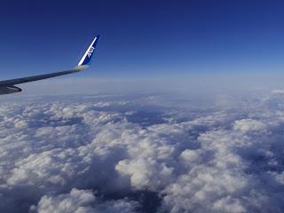 photo on flight